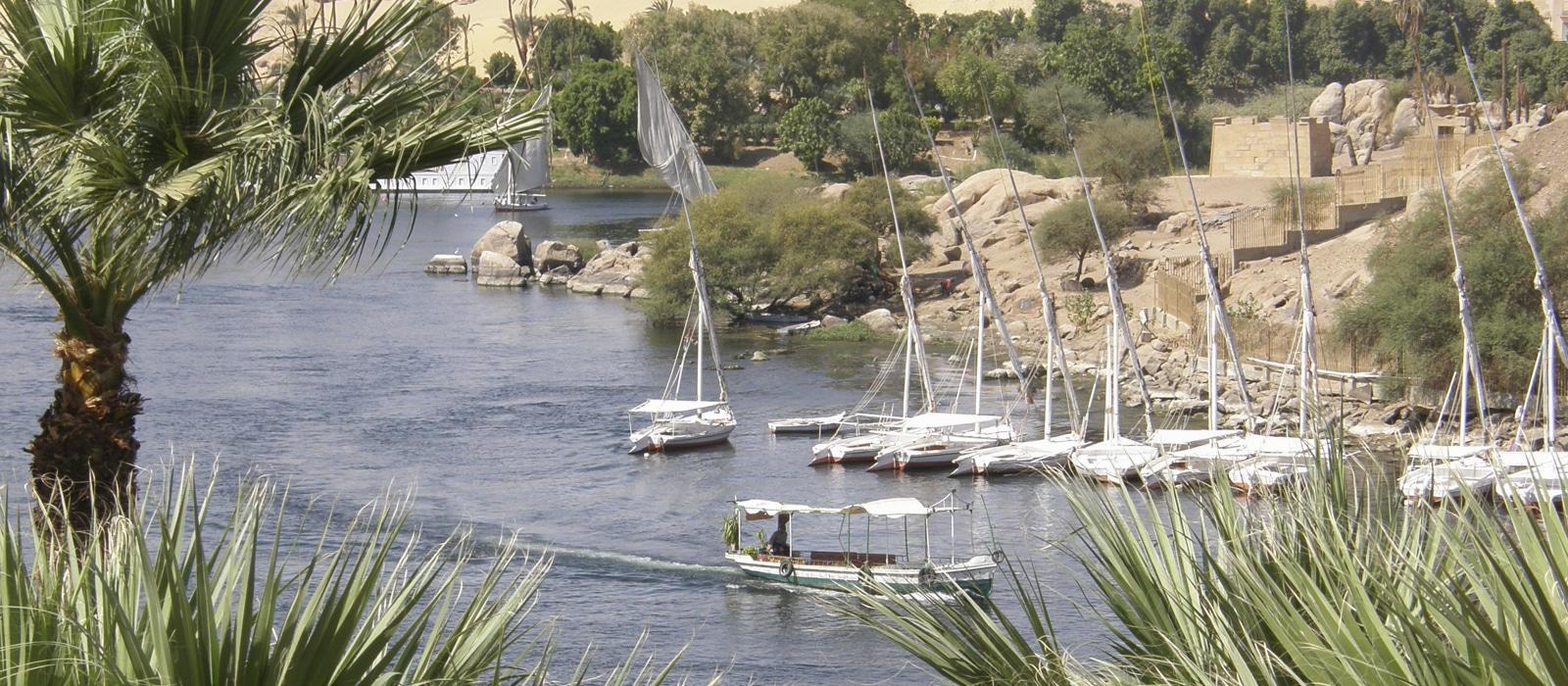 Voyage organisé en petit groupe - Nil à Assouan - Egypte - Agence de voyage Les Routes du Monde