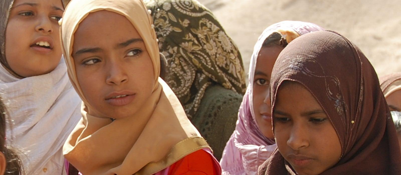 Voyage organisé en petit groupe - jeunes filles égyptiennes - Egypte - Agence de voyage Les Routes du Monde