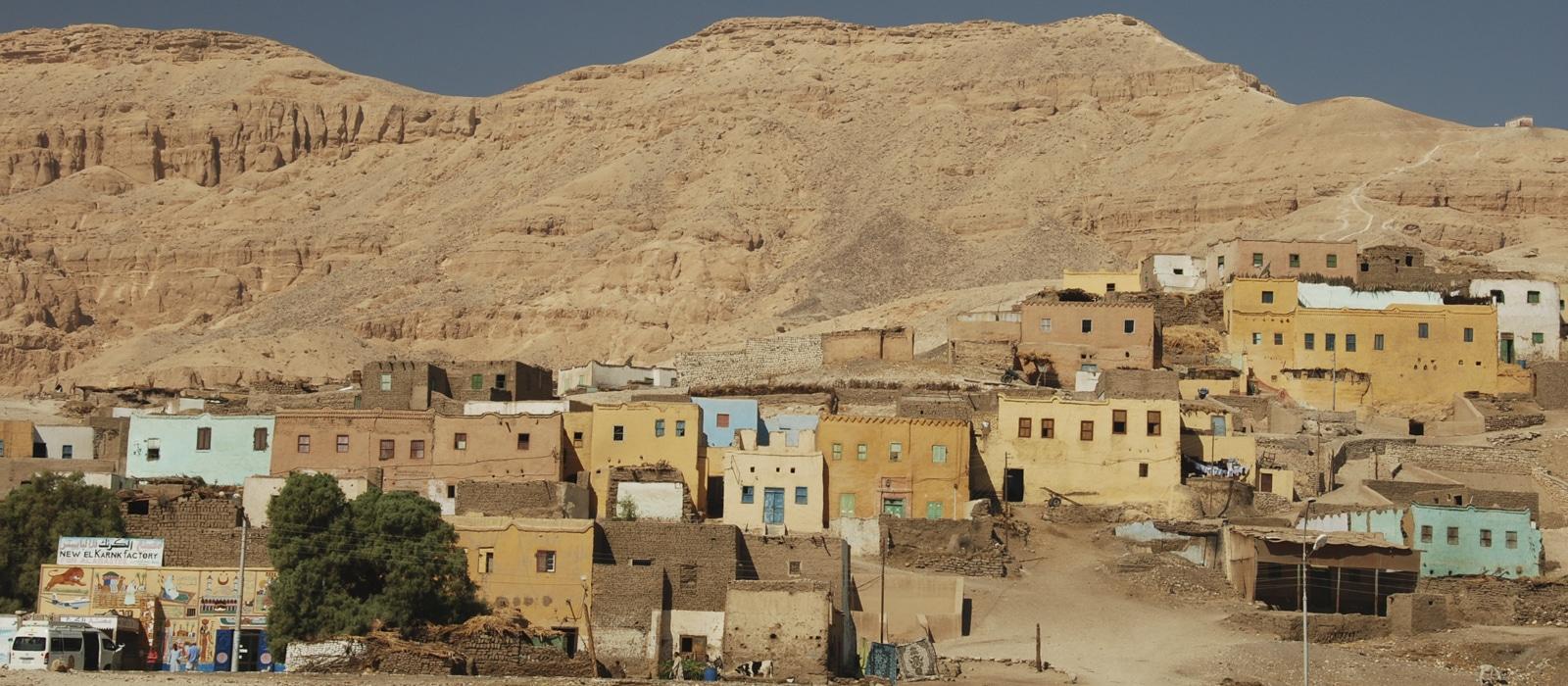 Voyage organisé en petit groupe - rive gauche de Luxor - Egypte - Agence de voyage Les Routes du Monde
