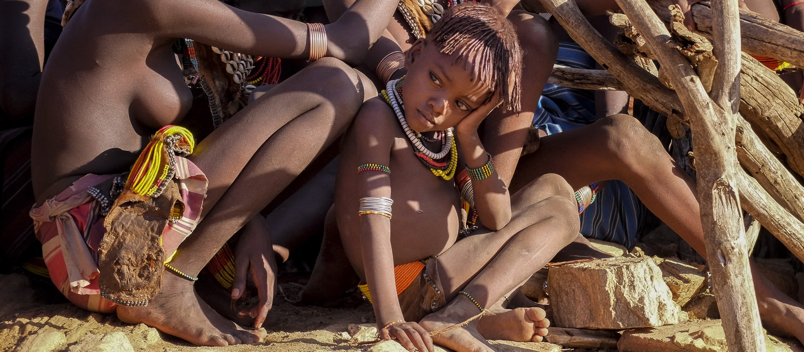 Voyage organisé en petit groupe - Ethnie Hamer - Éthiopie - Agence de voyage Les Routes du Monde