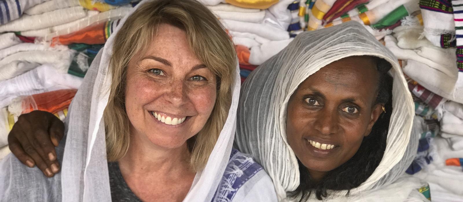Voyage organisé en petit groupe - marché d'Axom - Éthiopie - Agence de voyage Les Routes du Monde