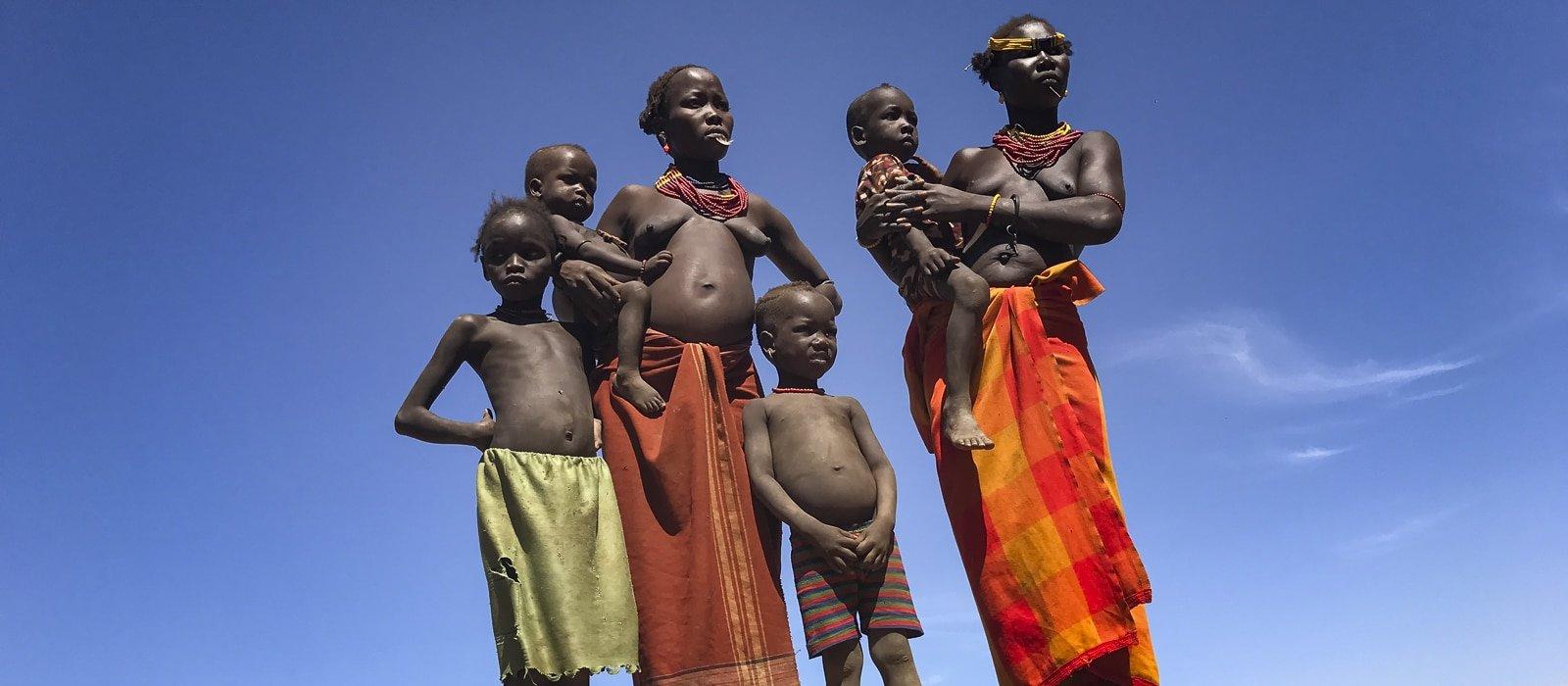 Voyage organisé en petit groupe - Ethnie Dessanetch - Éthiopie - Agence de voyage Les Routes du Monde