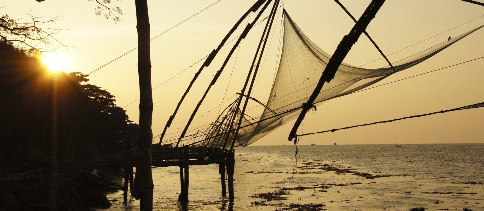 Voyage organisé en petit groupe - Cochin - Inde - Agence de voyage Les Routes du Monde