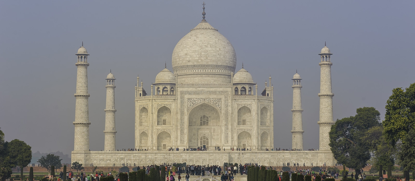 Voyage organisé en petit groupe - Taj Mahal - Inde du nord - Agence de voyage Les Routes du Monde