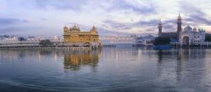 Voyage organisé en petit groupe - temple d'or d'Amritsar - Inde du nord - Agence de voyage Les Routes du Monde