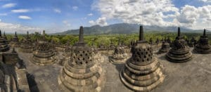 Voyage organisé en petit groupe - Borobudur - Java - Indonésie - Agence de voyage Les Routes du Monde