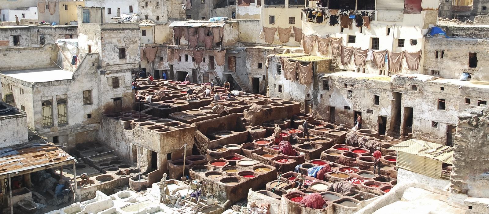 Voyage organisé en petit groupe - Fès - Maroc - Agence de voyage Les Routes du Monde
