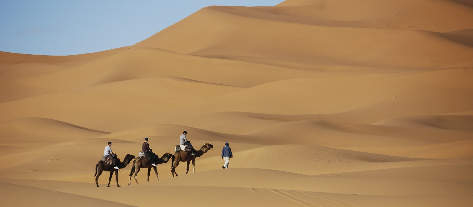 Désert de Merzouga au Maroc - Les Routes du Monde