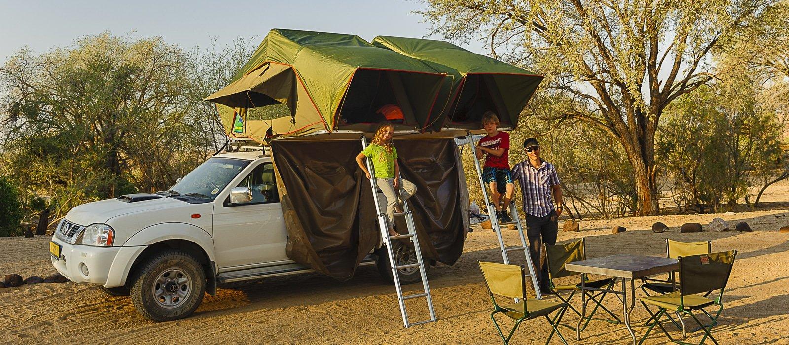 Voyage sur mesure - Brandberg - Namibie - Agence de voyage Les Routes du Monde