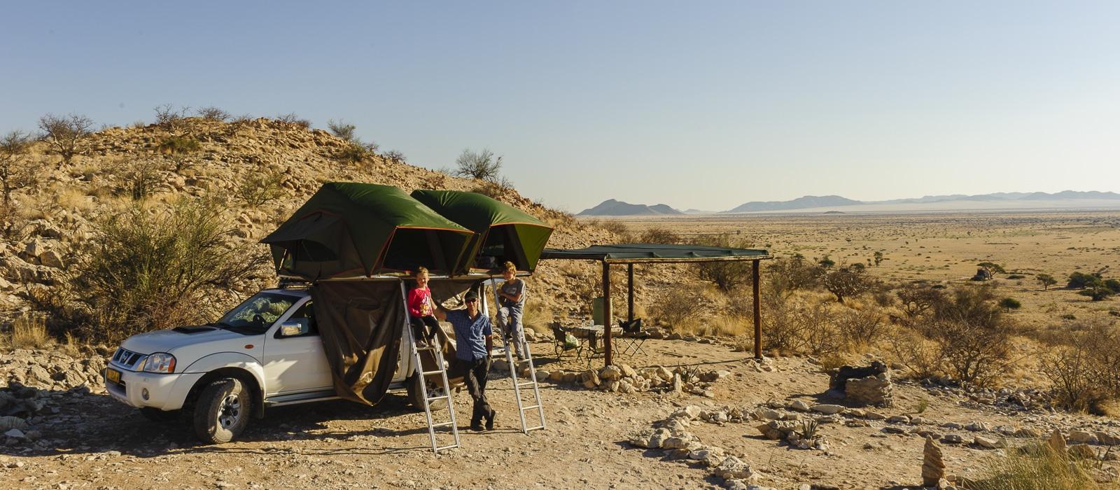 Voyage sur mesure - Solitaire - Namibie - Agence de voyage Les Routes du Monde