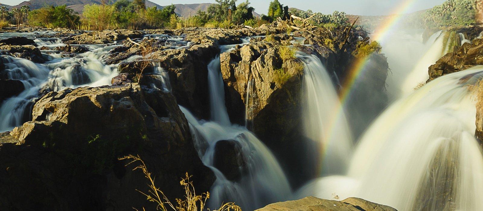 Epupa Falls, Namibie - les Routes du Monde