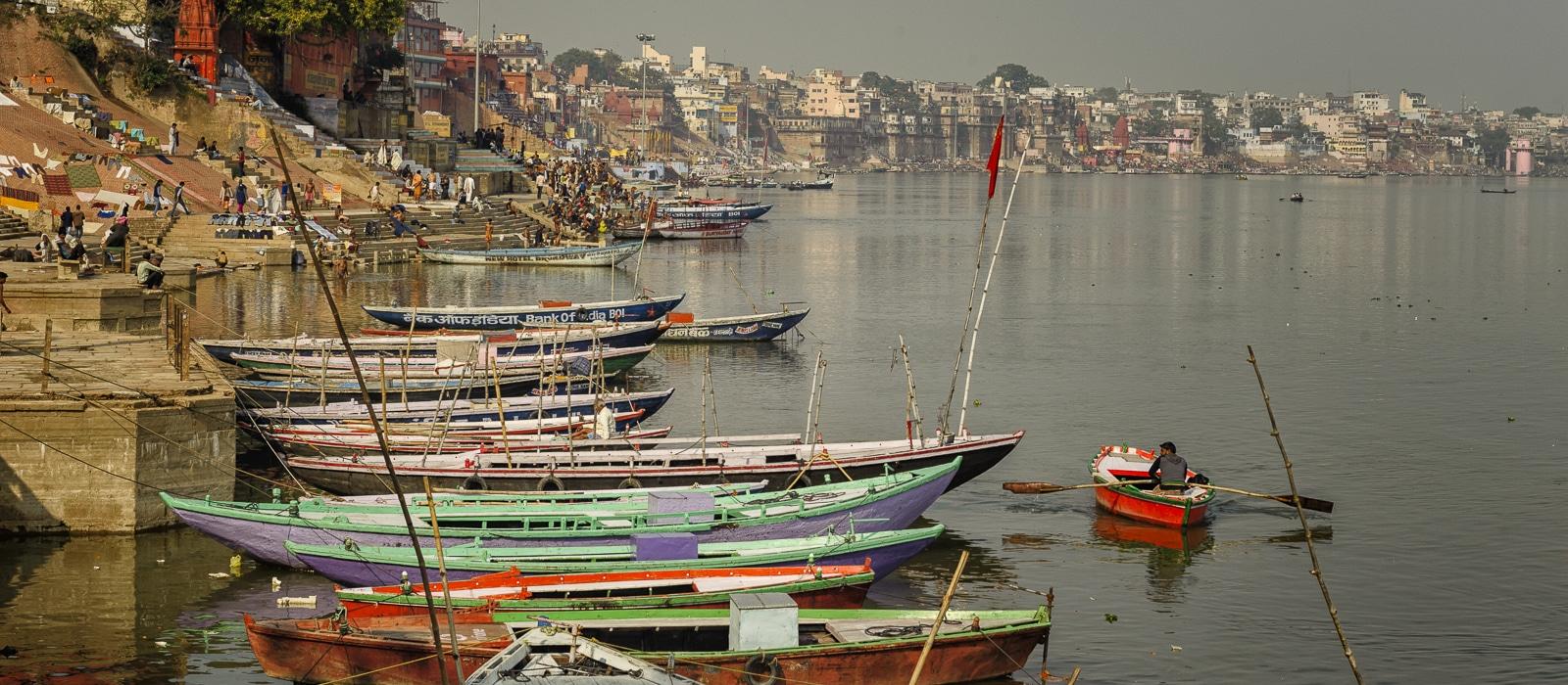 Varanasi, inde - Les Routes du Monde