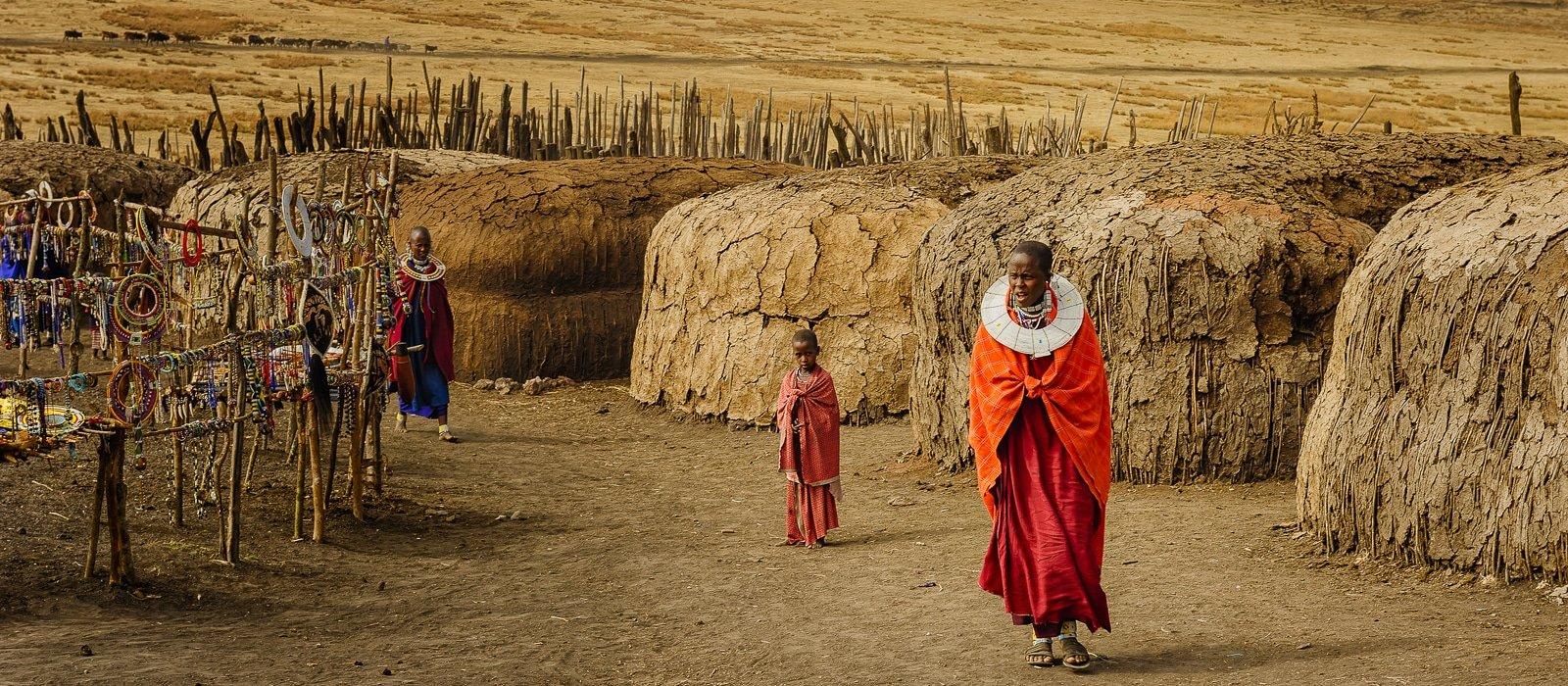 Voyage organisé en petit groupe - masai - Tanzanie - Agence de voyage Les Routes du Monde