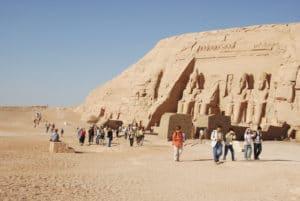 Voyage organisé en petit groupe - Abu Simbel - Egypte - Agence de voyage Les Routes du Monde