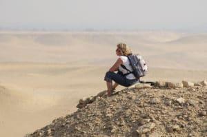 Voyage organisé en petit groupe - pyramides de Dashour - Egypte - Agence de voyage Les Routes du Monde