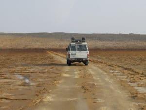 Voyage organisé en petit groupe - désert du Danakil - Éthiopie - Agence de voyage Les Routes du Monde