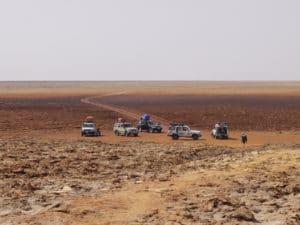 Voyage organisé en petit groupe - Danakil - Éthiopie - Agence de voyage Les Routes du Monde