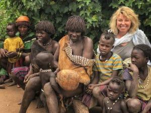 Voyage organisé en petit groupe - Ethnie Bana - Éthiopie - Agence de voyage Les Routes du Monde