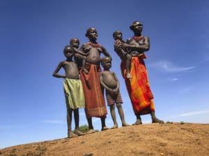 Voyage organisé en petit groupe - famille Dessanetch - Éthiopie - Agence de voyage Les Routes du Monde