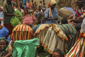 Voyage organisé en petit groupe - Ethnie Konso - Éthiopie - Agence de voyage Les Routes du Monde