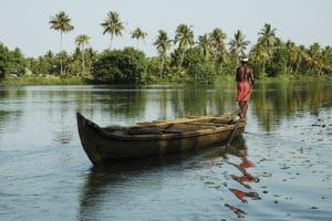 Voyage organisé en petit groupe - backwaters - Inde - Agence de voyage Les Routes du Monde