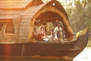 Voyage organisé en petit groupe - Kerala houseboat - Inde - Agence de voyage Les Routes du Monde