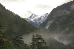 Voyage organisé sur mesure - Gangotri - Inde du nord - Agence de voyage Les Routes du Monde