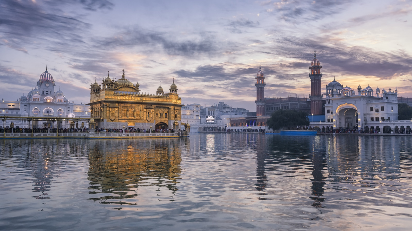 Voyage organisé en petit groupe - Amritsar Temple d'Or- Inde - Agence de voyage Les Routes du Monde