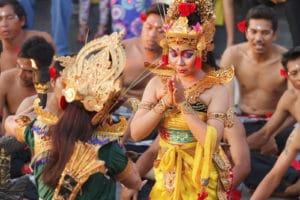 Voyage organisé en petit groupe - Danse balinaise - Bali - Indonésie - Agence de voyage Les Routes du Monde