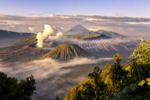 Mont Bromo, Java, Indonesie - Les Routes du Monde
