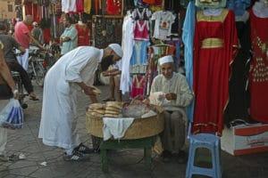 Photo du Souk de Marrakech au Maroc - Les Routes du Monde