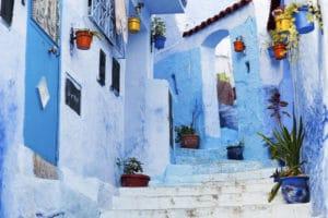 Voyage organisé en petit groupe - Chefchaouen - Maroc - Agence de voyage Les Routes du Monde