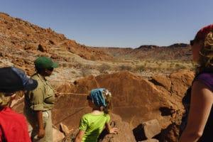 Voyage sur mesure - Twyfelfontein - Namibie - Agence de voyage Les Routes du Monde