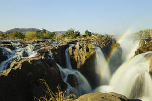 Voyage organisé en petit groupe - Epupa Falls - Namibie - Agence de voyage Les Routes du Monde