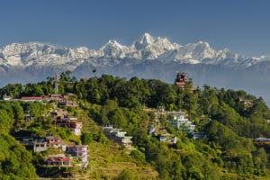 Voyage organisé en petit groupe - Nagarkot - Népal - Agence de voyage Les Routes du Monde