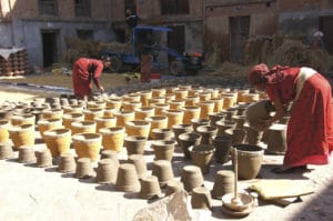 Voyage organisé en petit groupe - Baktapur - Népal - Agence de voyage Les Routes du Monde