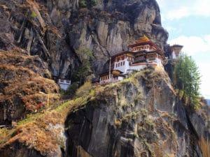 Voyage organisé en petit groupe - Tiger Nest - Bhoutan - Agence de voyage Les Routes du Monde