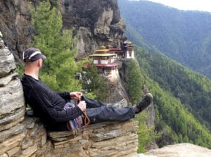 Voyage organisé en petit groupe - Ascension Tiger Nest - Bhoutan - Agence de voyage Les Routes du Monde