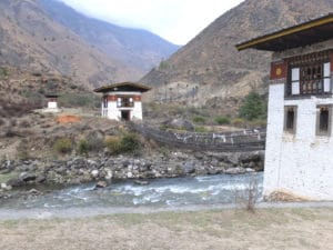 Voyage organisé en petit groupe - Paro - Bhoutan - Agence de voyage Les Routes du Monde