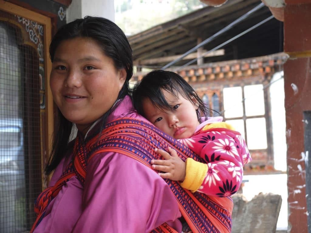 Voyage organisé en petit groupe - Thimphu - Bhoutan - Agence de voyage Les Routes du Monde