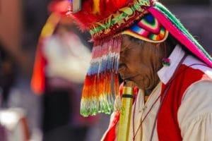 Voyage organisé en petit groupe - Taquile - Lac Titicaca - Pérou - Agence de voyage Les Routes du Monde