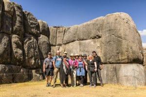 Voyage organisé en petit groupe - Sacsayhuamán - Pérou - Agence de voyage Les Routes du Monde