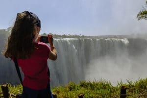 Chutes Victoria, Victoria falls, Zimbabwe - les Routes du Monde