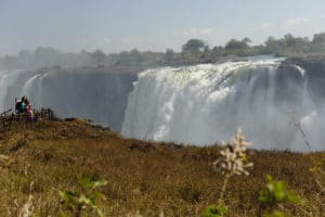 Voyage organisé en petit groupe - Chutes Victoria - Zimbabwe - Agence de voyage Les Routes du Monde