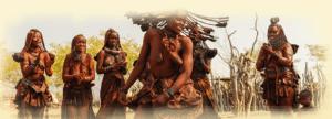 Voyage organisé en petit groupe - Himba - Namibie - Agence de voyage Les Routes du Monde