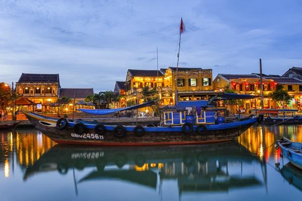 Voyage organisé en petit groupe - Hoi An - Vietnam - Agence de voyage Les Routes du Monde