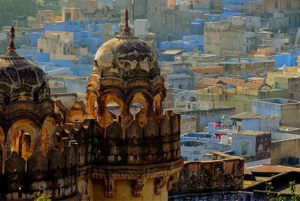 Voyage organisé en petit groupe - Jodhpur - Inde - Agence de voyage Les Routes du Monde