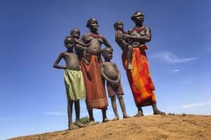 Voyage organisé en petit groupe - peuple Dessanetch - Éthiopie - Agence de voyage Les Routes du Monde